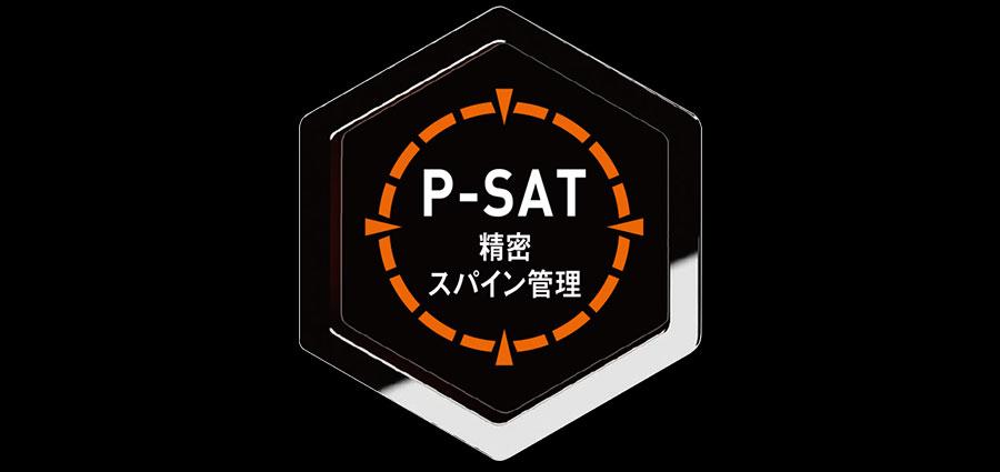 P-SAT 精密スパイン管理